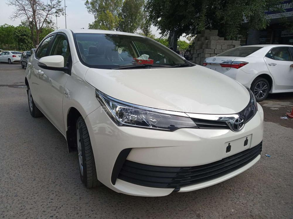 Toyota Corolla Xli Vvti 2019 For Sale In Islamabad