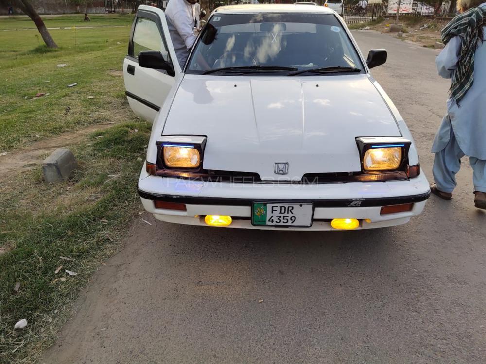 Honda Integra Type S 1987 Image-1