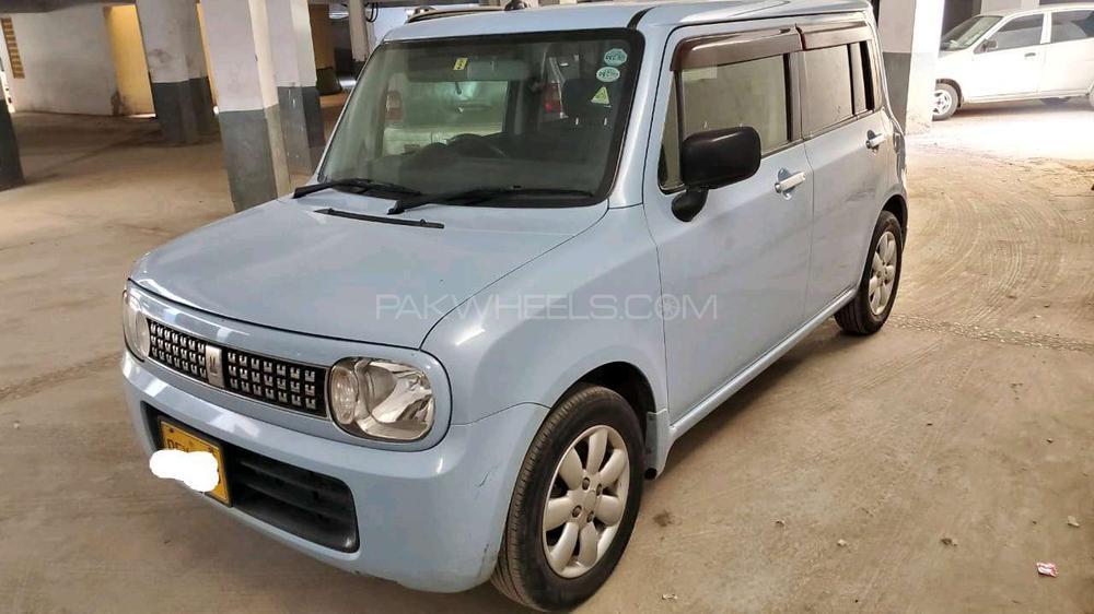 Suzuki Alto Lapin 10th Anniversary Limited 2012 Image-1