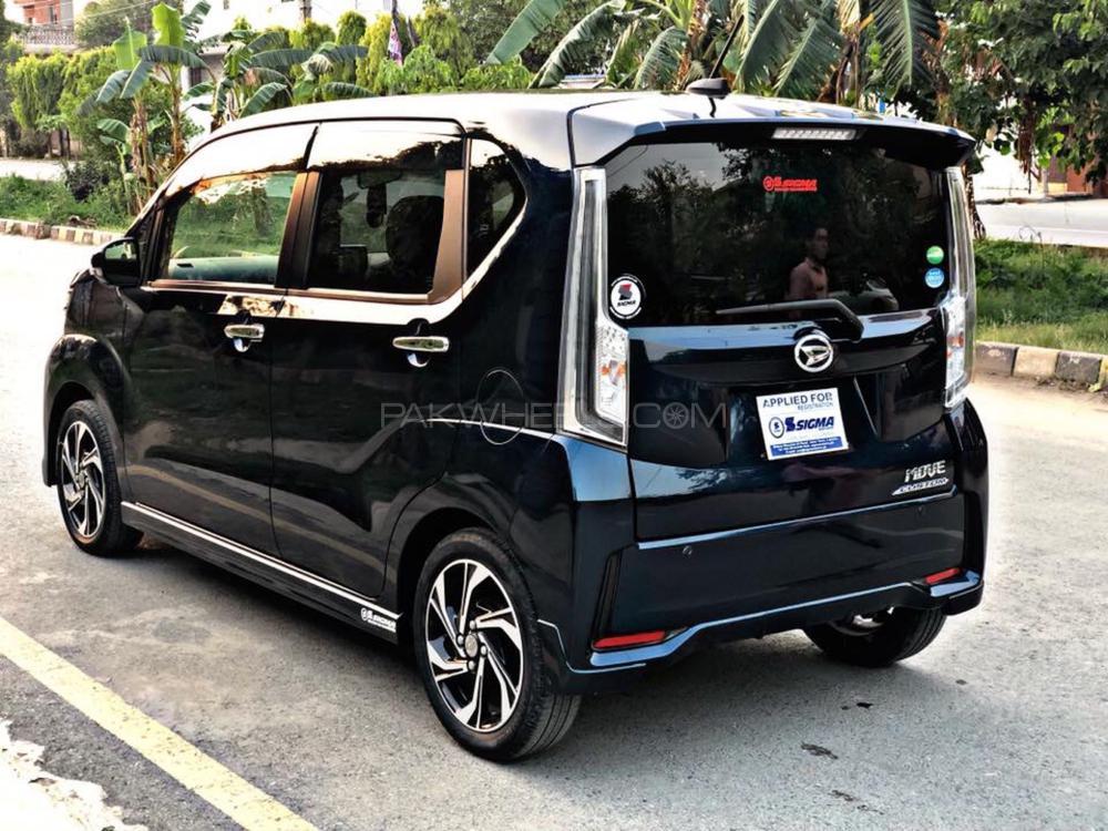 Used Daihatsu Move for Sale at Sigma Motors Lahore