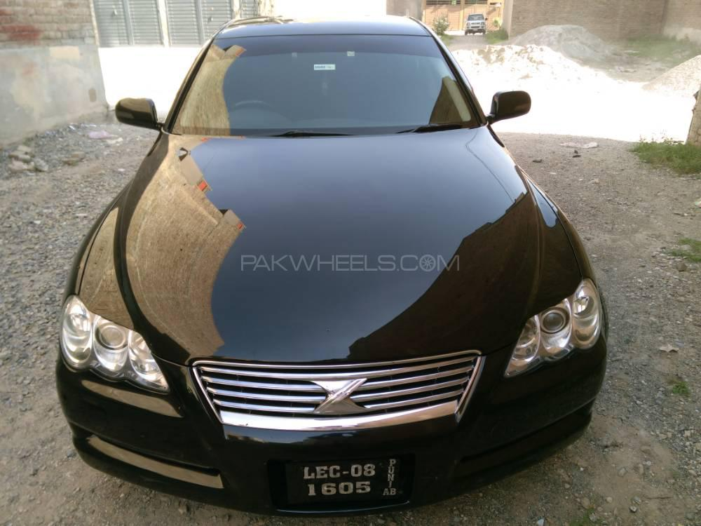 Toyota Mark X 250G S Package 2005 Image-1