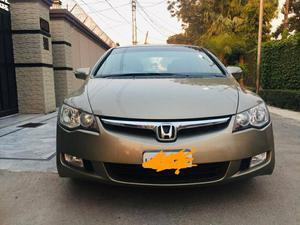 Honda Civic 2011 Cars For Sale In Islamabad Pakwheels