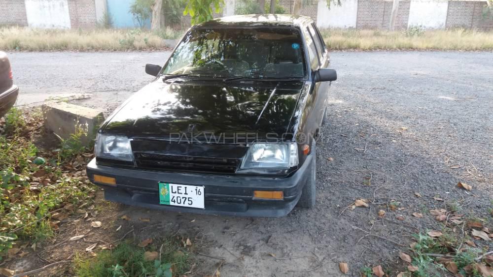 Suzuki Swift 1989 Image-1