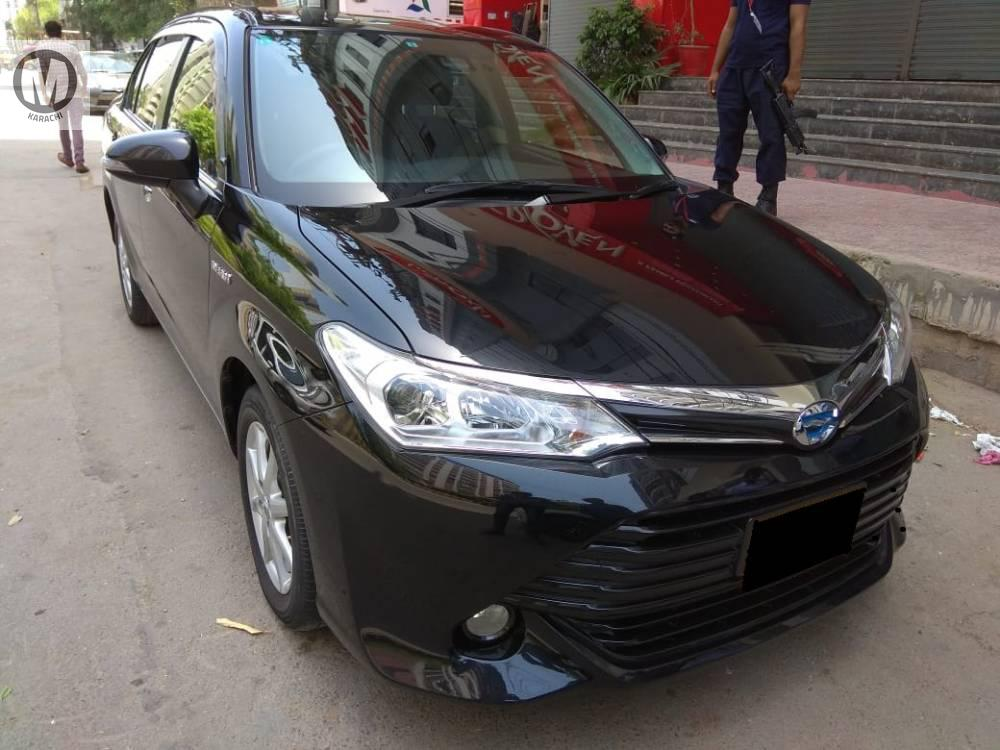 TOYOTA AXIO