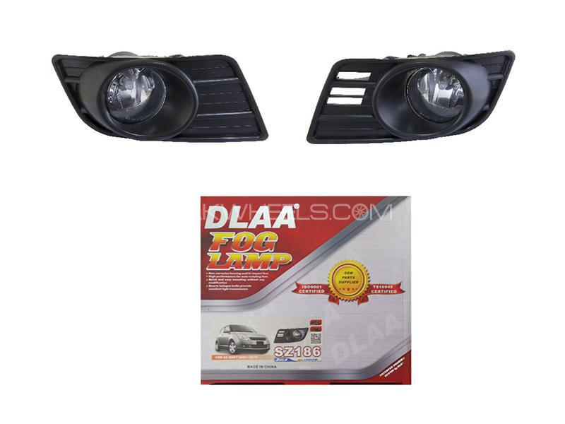 Dlaa Fog Light For Pak Suzuki Swift 2010-2017 Sz186 Image-1