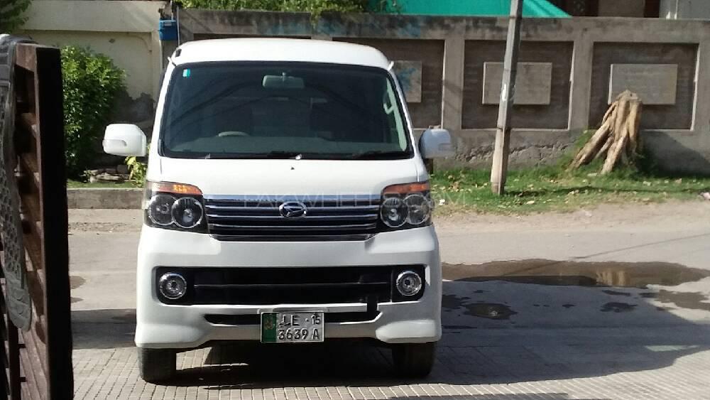 Daihatsu Atrai Wagon CUSTOM TURBO RS LIMITED 2011 Image-1