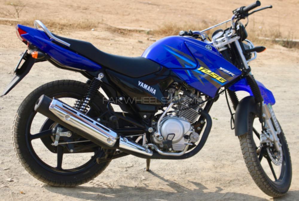 Yamaha YBR 125G 2018 Image-1