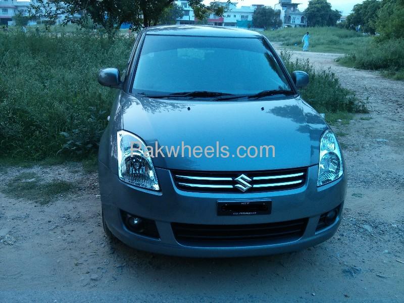 Suzuki Swift DLX 1.3 2012 Image-1