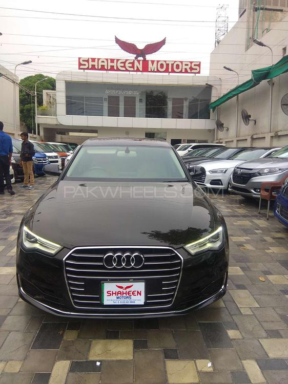 Audi A6 1.8 TFSI Business Class Edition 2015 Image-1