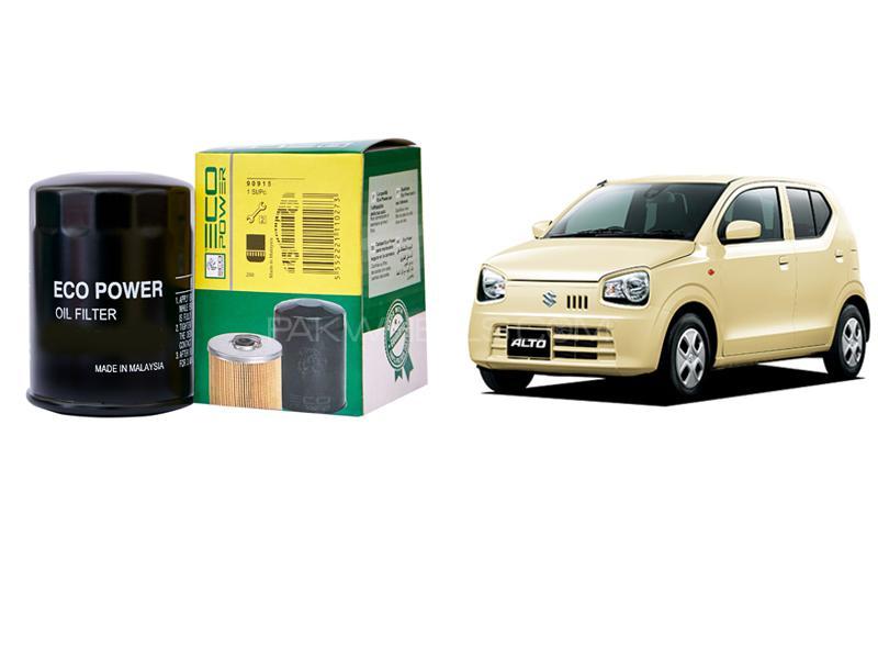 Eco Power Oil Filter For Suzuki Alto 2014-2019 Image-1