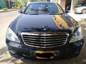Used Mercedes Benz S Class S500 2006