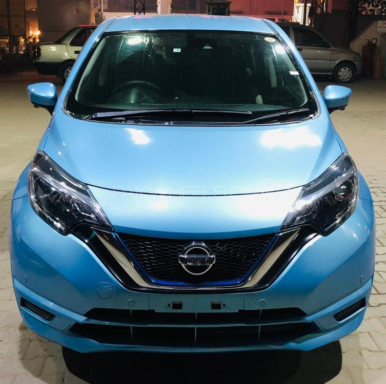 Nissan Note E 2016 Image-1