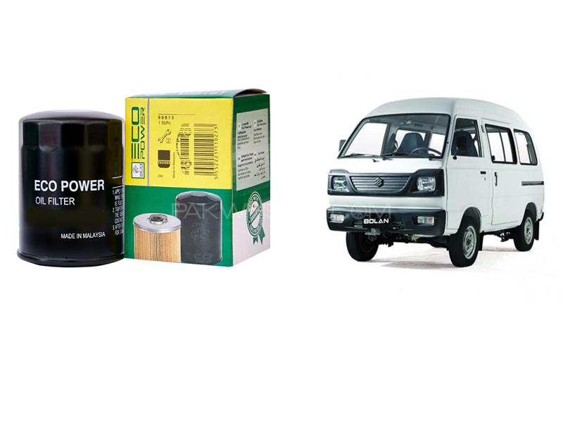 Eco Power Oil Filter For Suzuki Bolan Efi 2016-2019 in Lahore