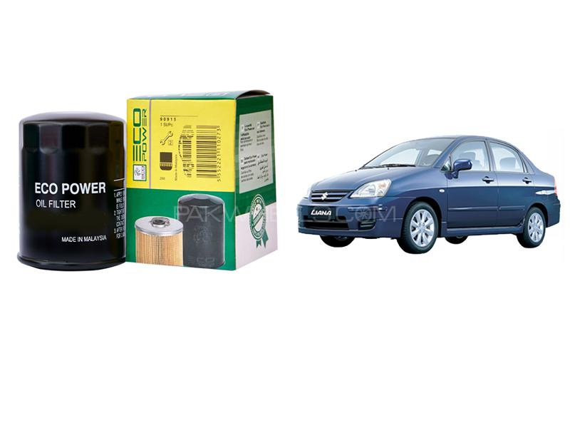 Eco Power Oil Filter For Suzuki Liana 2006-2014 in Lahore