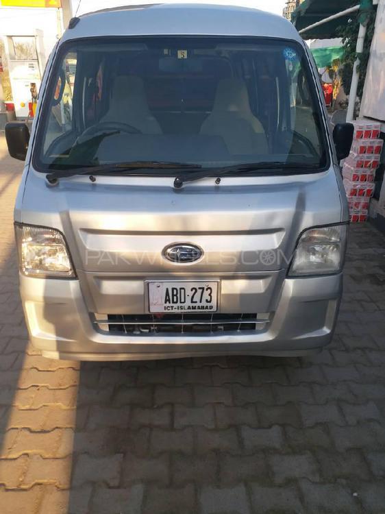 Subaru Sambar  2010 Image-1