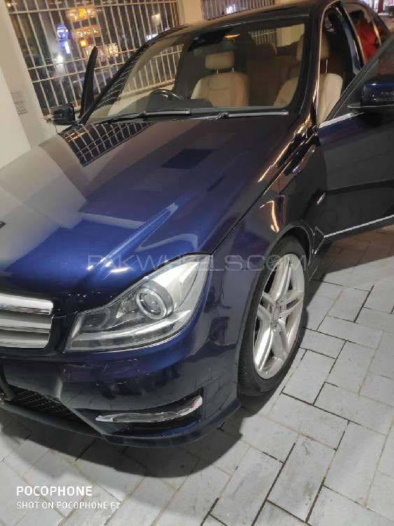 Mercedes Benz C Class C250 CDI 4MATIC 2011 Image-1