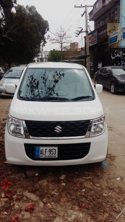 Suzuki Wagon R FA 2016 Image-1