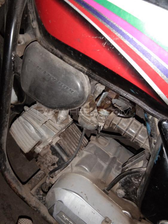 Honda Pridor 2010 Image-1