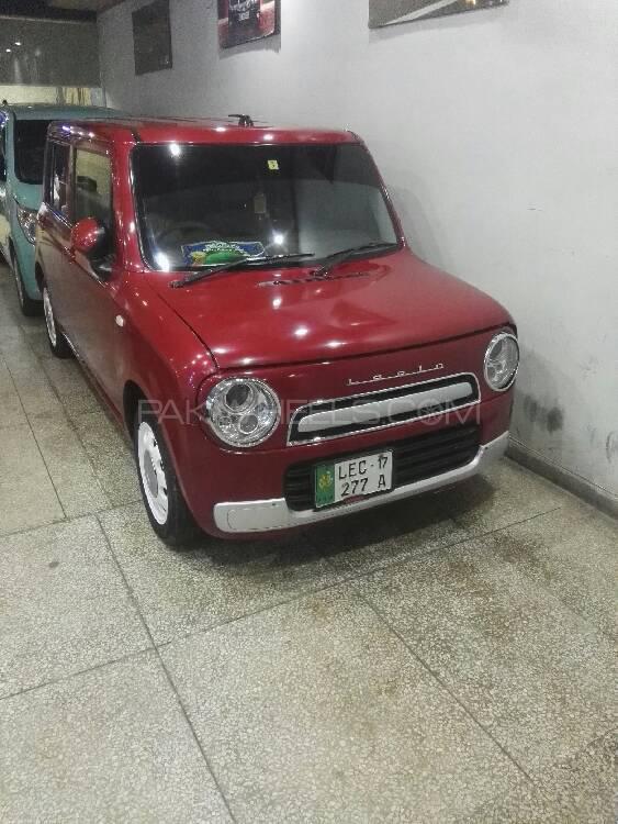 Suzuki Alto Lapin 10th Anniversary Limited 2014 Image-1