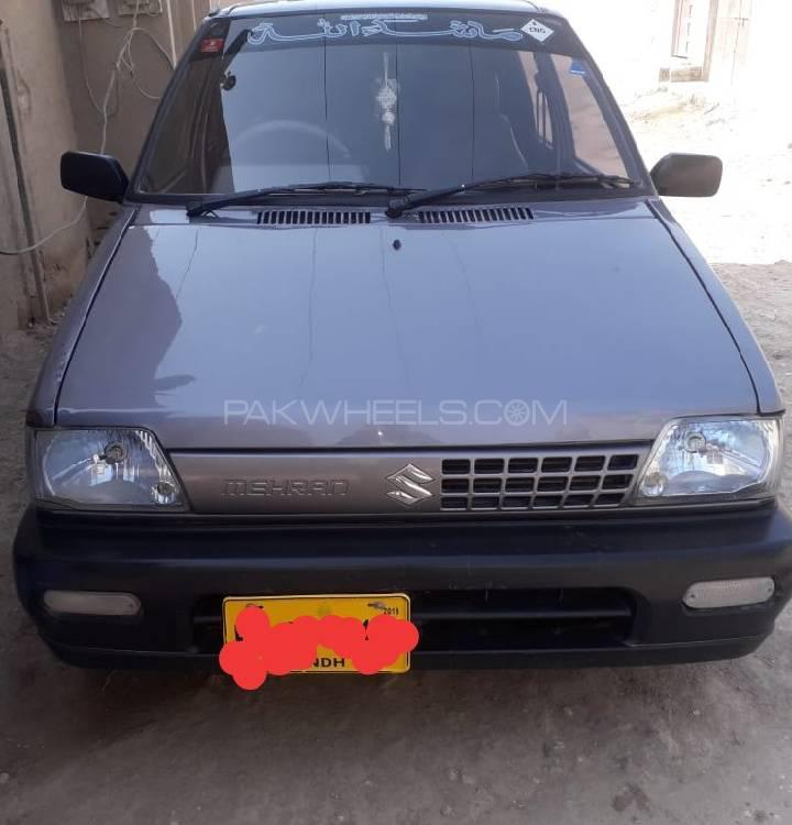 Suzuki Mehran VX Euro II (CNG) 2018 Image-1
