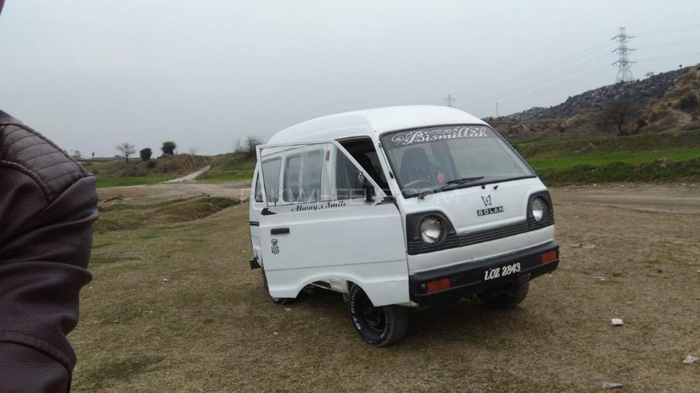 Suzuki Bolan VX (CNG) 1996 Image-1