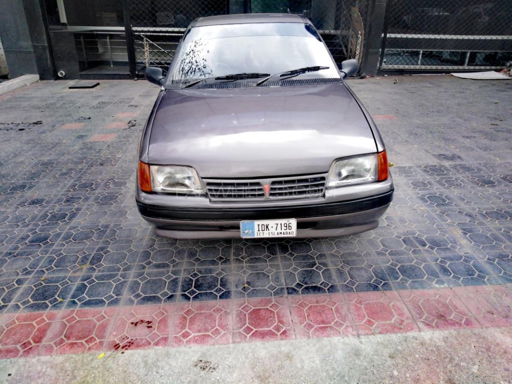 Daewoo Racer Base Grade 1.5 2001 Image-1