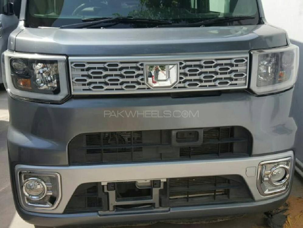 Daihatsu Wake 2015 For Sale In Karachi