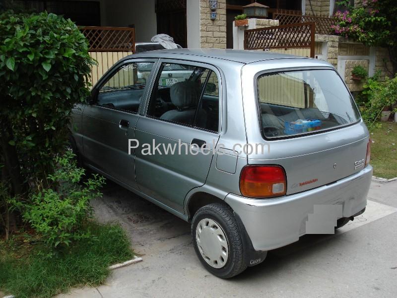 Daihatsu Cuore CX 2002 Image-3