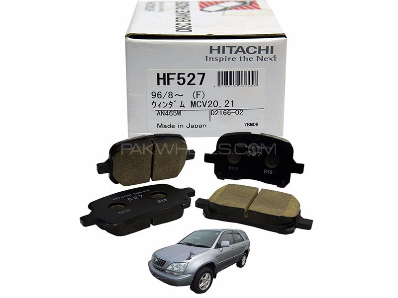 Hitachi Front Brake Pad For Toyota Harrier 1997-2000 Mcu15 - HF527 in Lahore