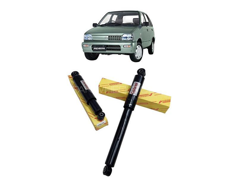 Rear Shock For Suzuki Mehran 1988-2012 2pcs - SB308REAR Image-1