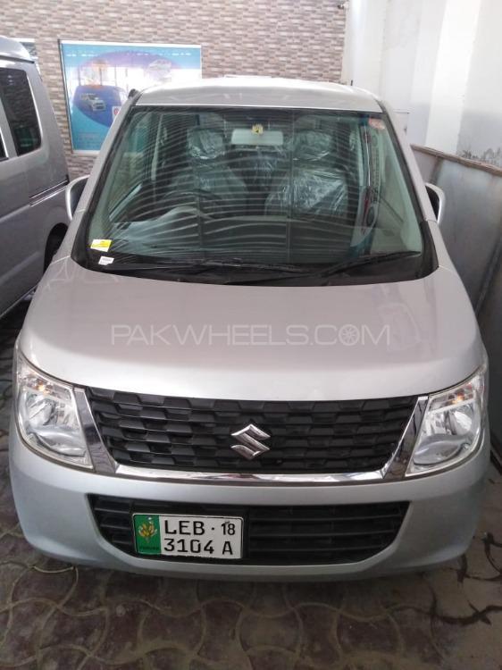 Suzuki Wagon R 2018 Image-1