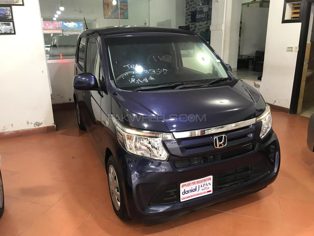 Honda N Wgn G A Package 2016 Image-1