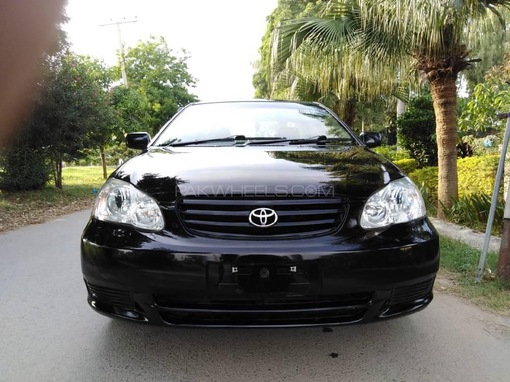 Toyota Corolla Xli 2005 For Sale In Wah Cantt
