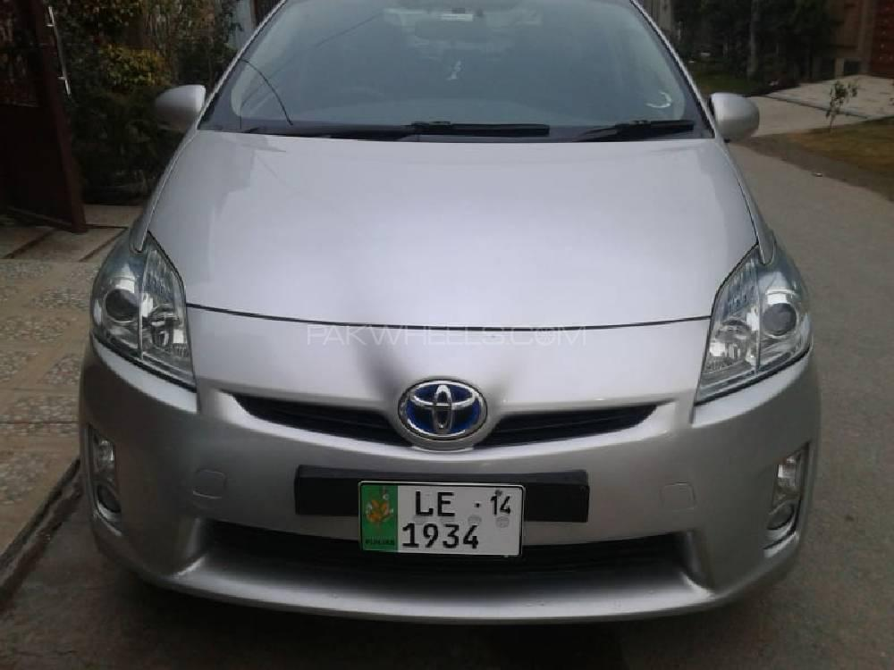 Toyota Prius G Touring Selection 1.8 2009 Image-1
