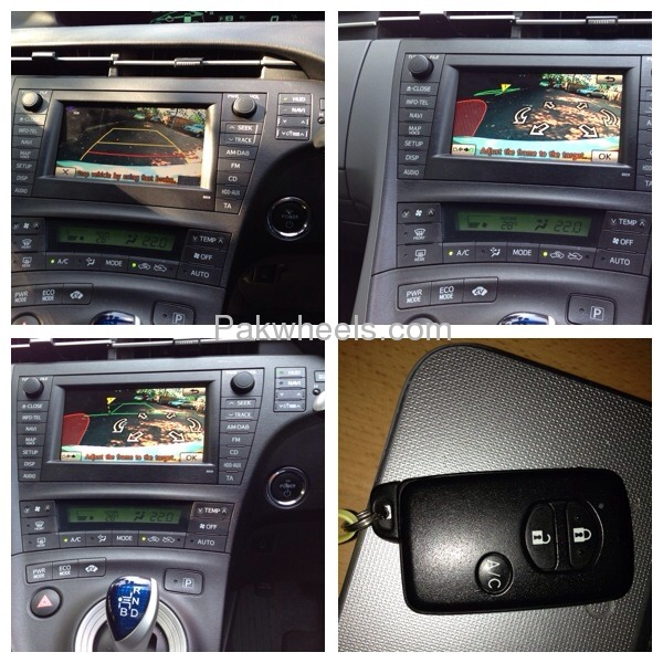Toyota Prius G LED Edition 1.8 2010 Image-6