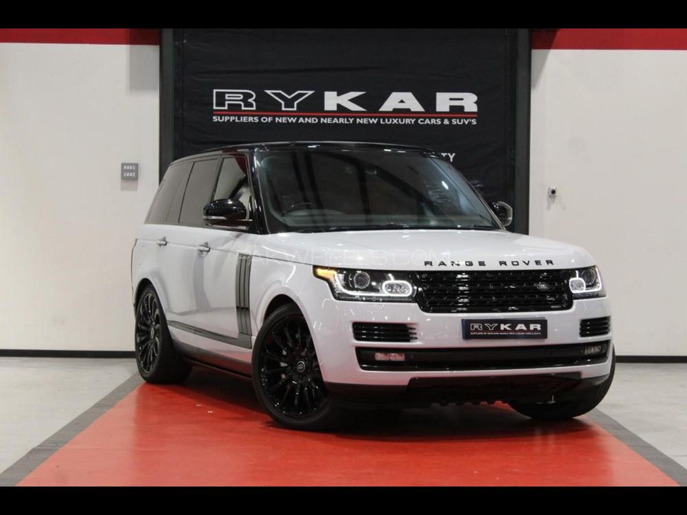 Range Rover Autobiography >> Range Rover Autobiography 2013 For Sale In Lahore Pakwheels