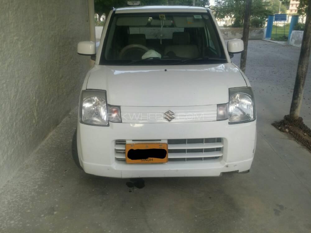 Suzuki Alto 2008 Image-1