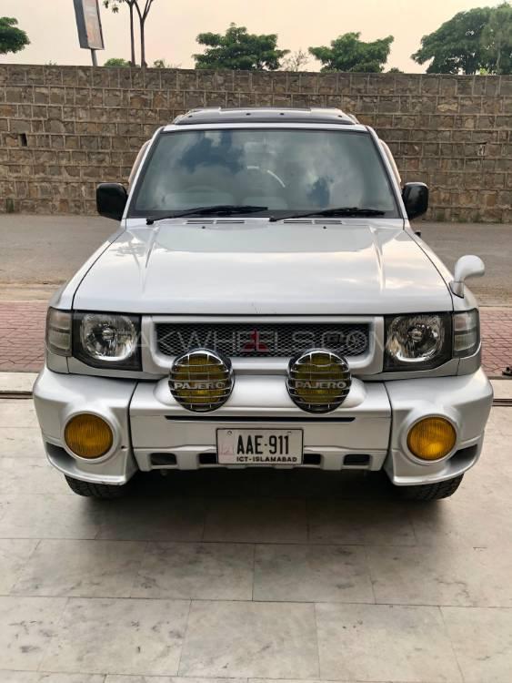 Mitsubishi Pajero Evolution 1997 Image-1