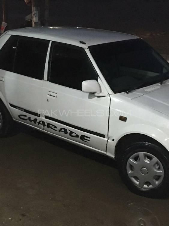 Daihatsu Charade Cx 1987 For Sale In Karachi Pakwheels