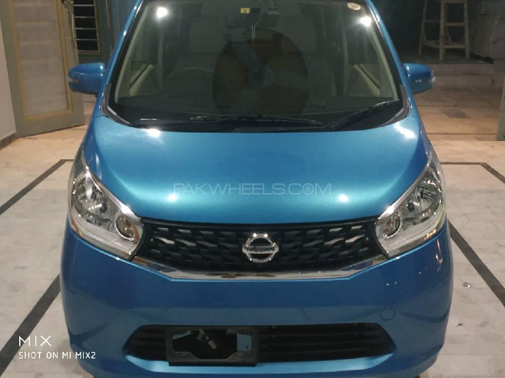 Nissan Dayz X 2014 Image-1
