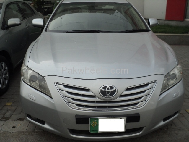 toyota camry up spec automatic 2 4 2006 for sale in lahore. Black Bedroom Furniture Sets. Home Design Ideas