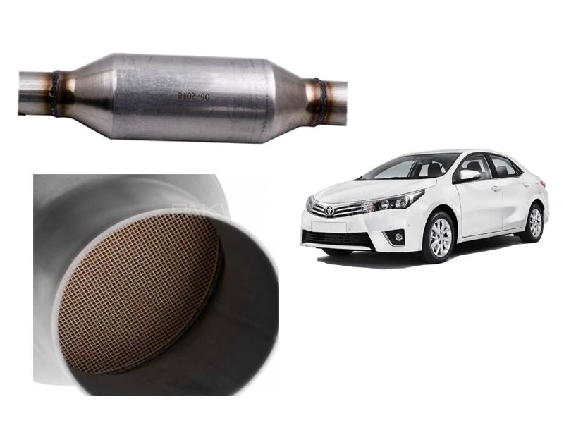 Catalytic Converter For Toyota Corolla Xli 2014-2019 in Faisalabad