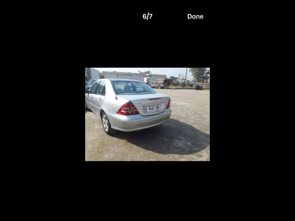 Mercedes Benz C Class C220 CDI 2002 Image-1