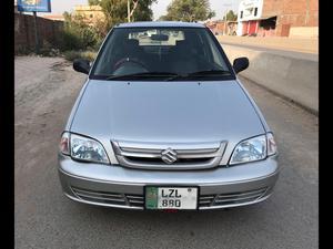 Suzuki Cultus Cars for sale in Lahore | PakWheels