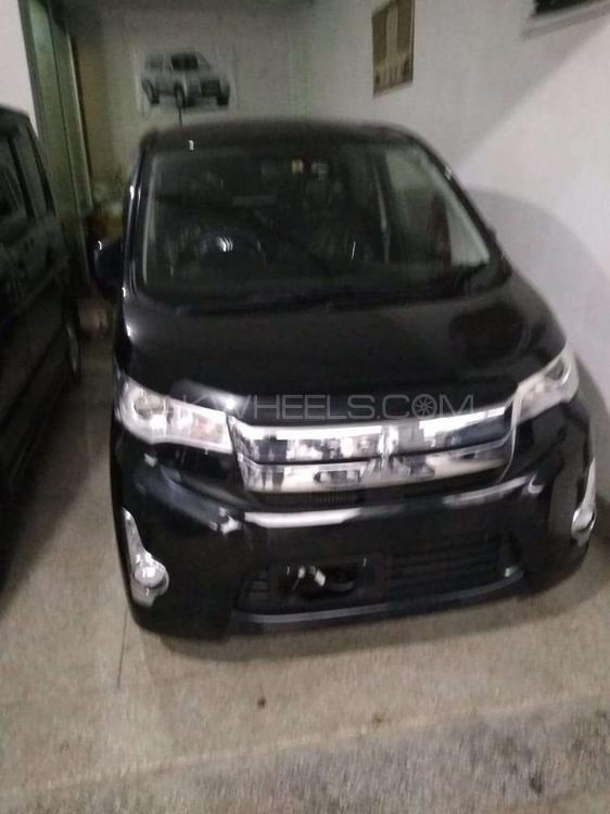 Mitsubishi EK Custom G 2015 Image-1