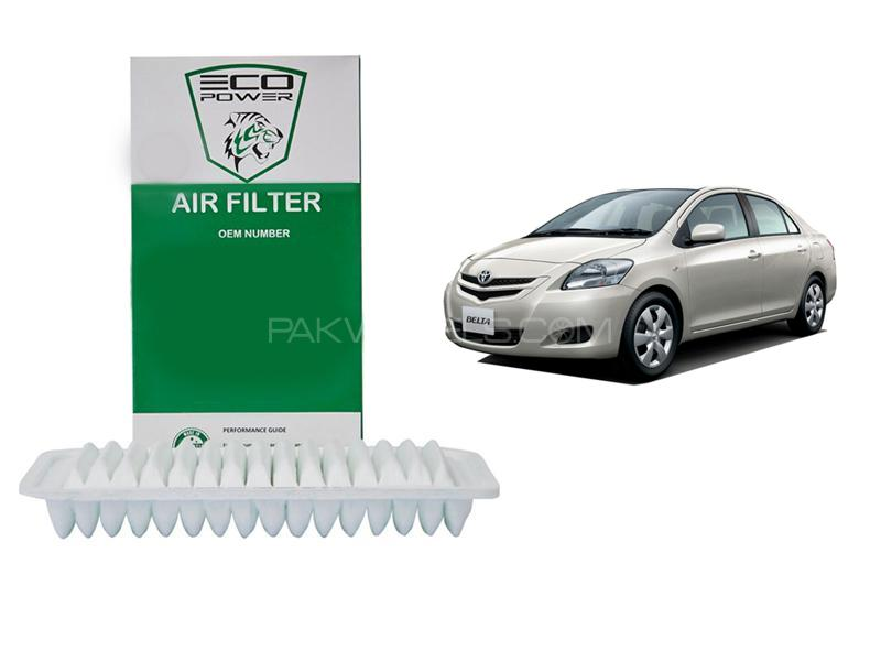 Eco Power Air Filter For Toyota Belta 2005-2012 - EPEA-T030G Image-1