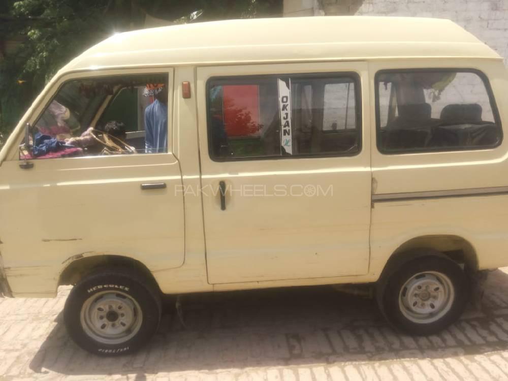 Suzuki Bolan VX (CNG) 1993 Image-1