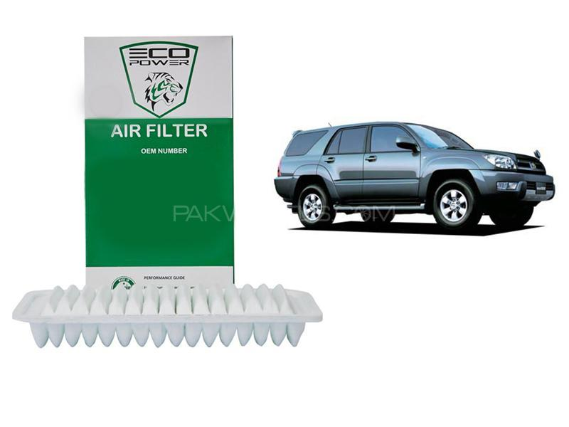 Eco Power Air Filter For Toyota Surf 2002-2009 EPPF-T500 in Lahore