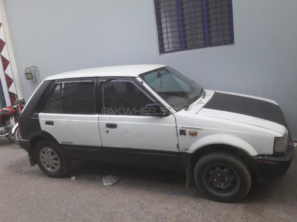 Daihatsu Charade Cx Turbo 1985 For Sale In Gujranwala Pakwheels