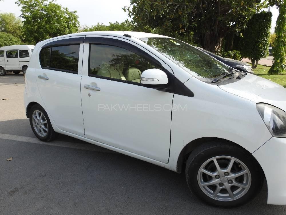 Daihatsu Mira X Limited Smart Drive Package 2012 Image-1